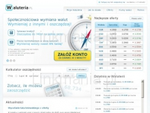 http://waluteria.pl